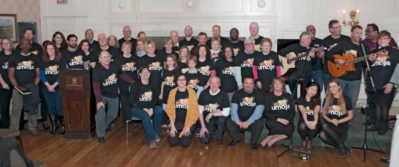 International Needs Canada Celebrates the Toronto Launch of the 2015 Million Dollar Umoja Journey