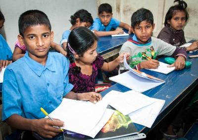 Bangladesh – Naogoan Free School