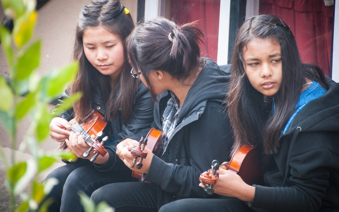 Nepal – Lydia Vocational Training Centre Music Classes Program
