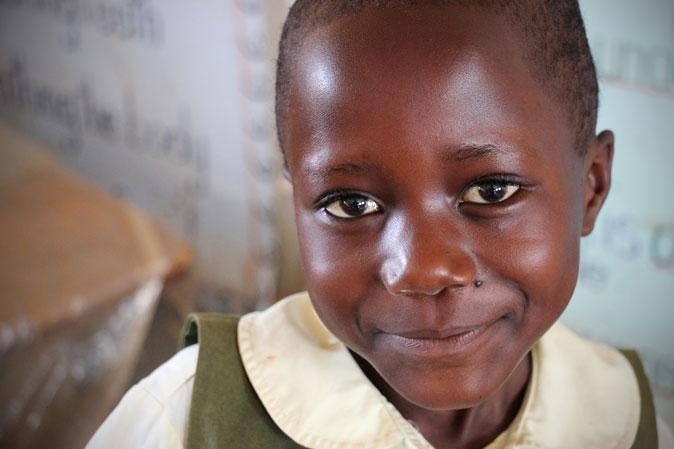 Uganda – The Makonge Girls' Bathroom Project